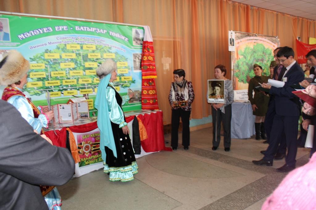 Башкирский праздник шежере сценарий фотографии