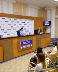 Пресс-конференция Арт_курултай