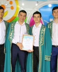 Айрат Карасов  - обладатель Гран-при