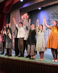 Будущие педагоги в театре