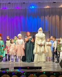 Детский музыкальный театр «Тинтино» выступил с премьерой спектакля