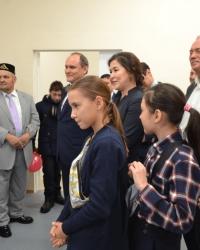 В Кигинском районе открылся новый Сельский дом культуры