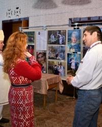 Министр культуры Республики Башкортостан Амина Шафикова с рабочим визитом посетила Шаранский район