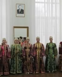 В Уфе начал работу семинар для руководителей хоров и ансамблей русской песни