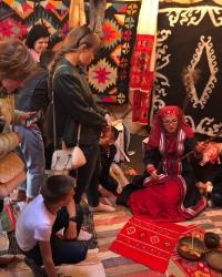 Второй день IV фестиваля<br />Русского географического<br />общества