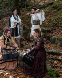 Фольклорный коллектив «Karagouna» (Греция)