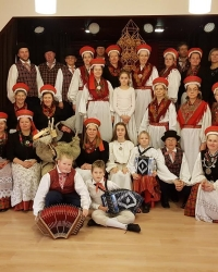 Народный коллектив «Kiitsharakad» (Эстония)