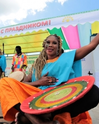 Открытие Международного фестиваля национальных культур «Берҙәмлек» состоялось