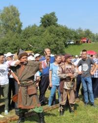 Этнофорум «Ҡатай йәштәре йыйыны» в Кигинском районе