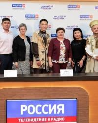 В медиацентре «Россия» рассказали о Международном фестивале национальных культур «Берҙәмлек»