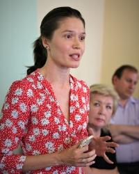 В Уфе состоялся круглый стол в рамках регионального этапа фестиваля  «Театральное Приволжье»