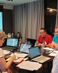 В Уфе прошло очередное заседание комитета по подготовке и проведению VI Всемирной Фольклориады CIOFF(R) 2020