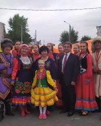 В Ирбите прошла XVII межрегиональная выставка-ярмарка