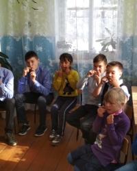 Всероссийская акция мастер-классов «Ете ырыу» в Саратовской области.