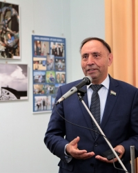 В Уфе открылась выставка, посвященная 70-летию российского фотохудожника Рамиля Кильмаматова
