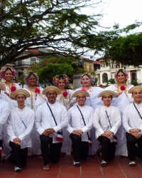 Республика Панама – страна двух континентов.