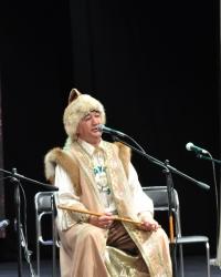 В Республике Алтай состоялся Международный Курултай сказителей