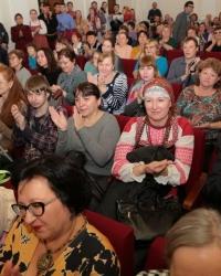 Участники фестиваля Русского фольклора «Народный календарь» выступили с концертом в Уфе