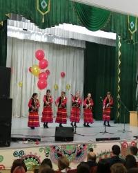 В Доме культуры РЦНТ прошел концерт коллективов художественной самодеятельности Уфимского лесотехнического колледжа