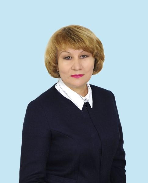 Зарипова Гульсасак Габдулхаковна